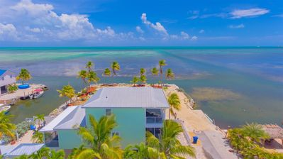 Photo for Waves of the Sea 3 bedroom 2 bath with direct access to the Atlantic Cabana Club Included