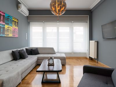 Photo for Modern & Stylish Apt at the Heart of Athens