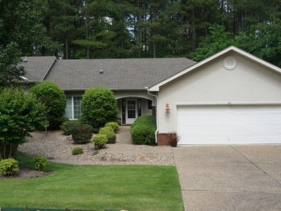 Photo for Perfect 3-Bdrm +Sunroom private view! Single-story, 3-car garage