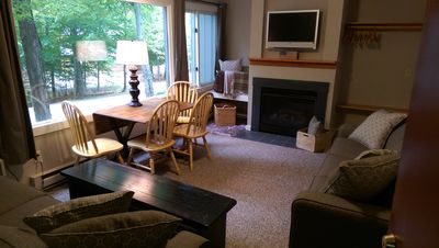 Photo for Recently Renovated Village Of Loon Mountain Condo