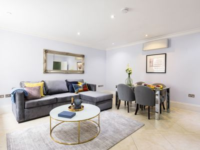 Photo for Lancaster Gate I - Two Bedroom Apartment, Sleeps 6