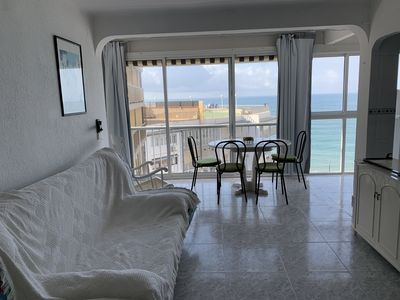 Photo for 144-ACANTILADOS. Two-bedroom apartment with seaview.