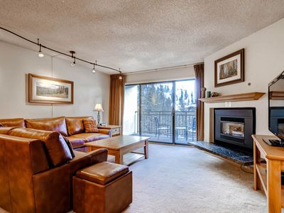 Photo for 1 br / 2 Bath at Vail Village with a Mountain View (W51)