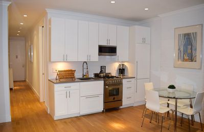 Photo for Midtown Manhattan-3BR/2BA with private patio!