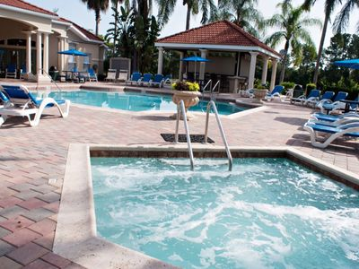 Photo for 3-Bedroom Townhouse with Community Pool Near Golf
