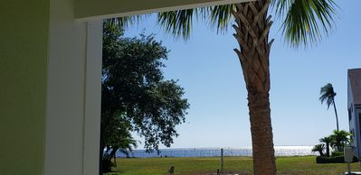 The view from your room...beautiful Tampa Bay!
