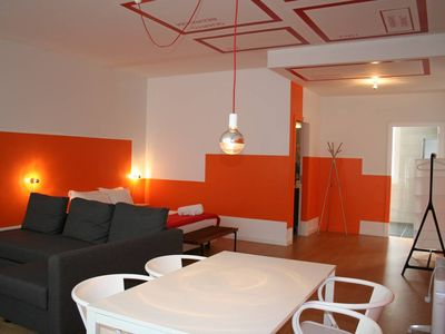 Photo for Trendy Studio in Great Location! (4 Guests) 3.3