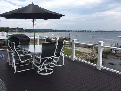 Direct Waterfront Property, No Back to Back rentals, Relaxed Refund Policy