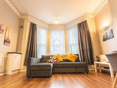 Photo for CITY CENTRE 1 BED VICTORIAN APARTMENT AT QUEENS