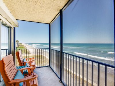 Photo for Oceanfront Oasis 2BR/2BA Condo Direct Oceanfront!