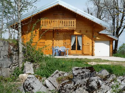 Photo for relaxing chalet in the mountains