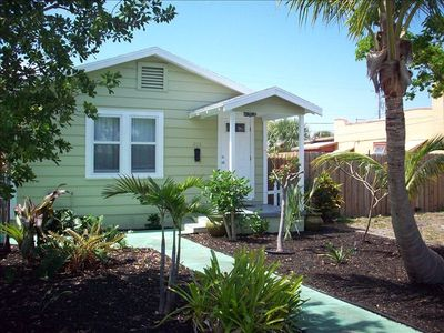 Photo for Lake Worth Beach Cottage