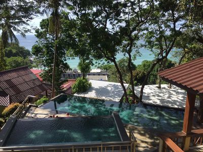 Photo for 1 bed bungalow near Kata beach with sunset views