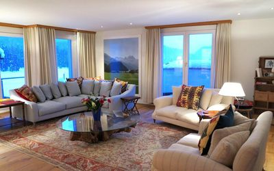 Photo for Duplex luxurious apartment with panoramic view