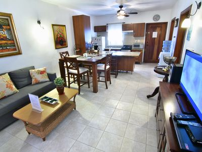 Photo for OUTSTANDING BEACHFRONT CONDO WITH POOL AND RESTAURANTS