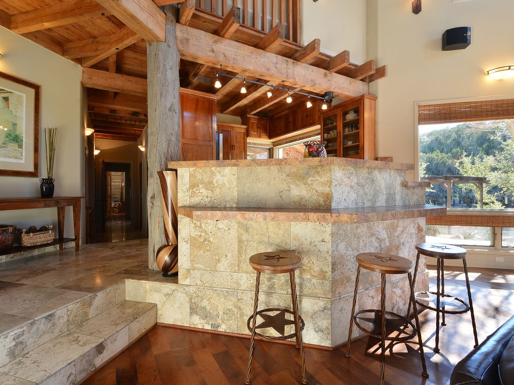This Hill Country GEM has it all. 125 acres of serenity. Relaxation awaits you!