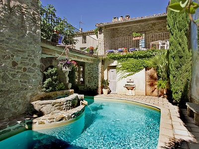 Photo for Vacation home Casa Toscane  in Olonzac, Hérault - Aude - 4 persons, 2 bedrooms