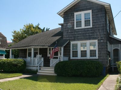 Photo for CHARMING HISTORIC COTTAGE; BEACHBLOCK
