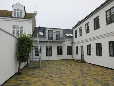 Photo for Nykøbing Mors. 104m2 spacious lovely city apartment/flat near the harbour.