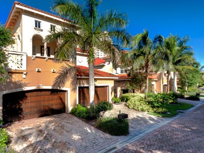 Photo for Villa 4 Rent In Pelican Bay Naples Florida - Cannes At Pelican Bay (Naples, FL)