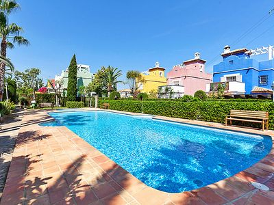 Photo for Vacation home Urb. Campussos  in Dénia, Costa Blanca - 4 persons, 3 bedrooms