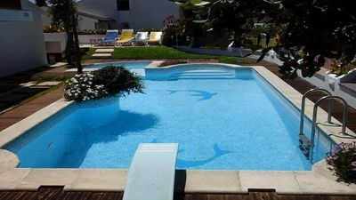 Photo for Holiday home with pool near the beach in Esposende