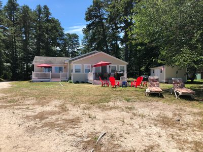 Photo for Recently Updated Lake Front Home - Very Child Friendly (Sleeps 12)