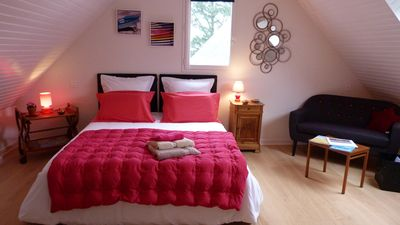 Photo for Bed and Breakfast in Kerpunce, 3 minutes from the port of Trinité sur Mer.
