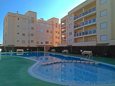 Photo for 2BR Apartment Vacation Rental in Oliva, Alicante