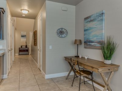 Photo for Incredible Kitchen, Free Wi-Fi, 2 pools, hot tub, BBQ on private back Patio
