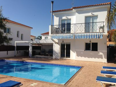 Photo for Luxury 3 Bed Villa With Large Private Pool & FREE WIFI