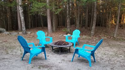 Photo for Wooded Cabin Steps to the Lake!