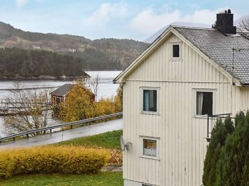 Vacation home Vågland  in Vågland, Northern Fjord Norway - 8 persons, 4 bedrooms
