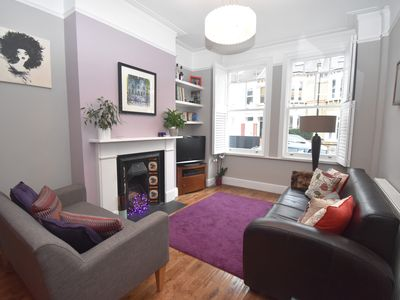 Photo for Beautiful Family-Home with Garden in Brixton!