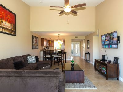 Photo for THE VERY BEST Location In Rancho Mirage! Walking Distance To The River!
