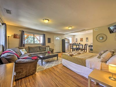 Photo for Studio Vacation Rental in Running Springs, California