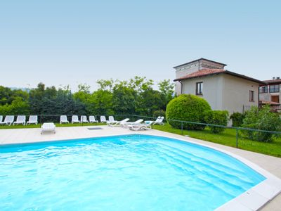 Photo for Apartment Colombaro  in Salo', Lake Garda - 6 persons, 3 bedrooms