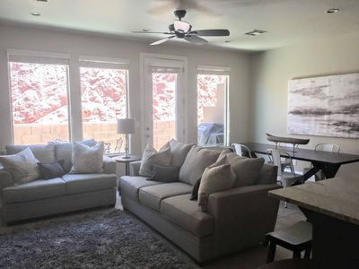Photo for Beautiful Condo close to Zions: Weekly Discount