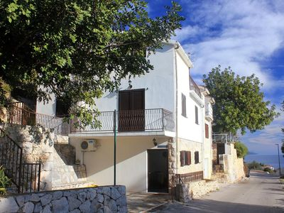 Photo for Apartment in Zavala (Hvar), capacity 2+2