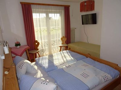 Photo for 3 bed rooms - Pension Bayrhammer
