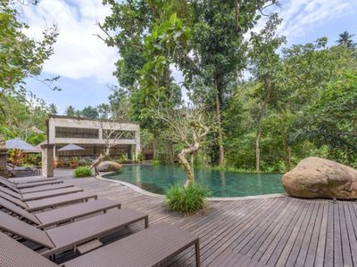Photo for Suite Room in Ubud Valley, Tranquil Atmosphere to Relax At