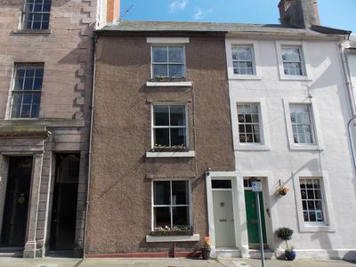 Photo for Georgian Grade II Listed Town House Short Walk To Beach