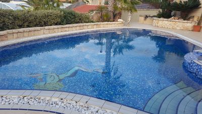 Photo for MELLIEHA VIEW APARTMENT WITH USE OF POOL WITH BEAUTIFUL  VIEWS.