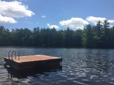 Photo for LakeFront Vacation Rental on Mousam Lake Single Family Home / Camp