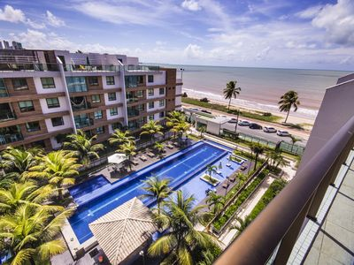Photo for Duplex Penthouse with Private Pool and Sea View - All Channels of the Net WIFI 30 Megas