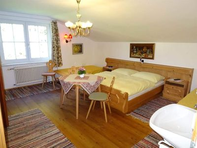 Photo for 4 bed rooms - Pension Bayrhammer