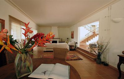 Photo for Luxury Villa in Santa Eulalia, Walk To All Amenities & Beach, No Car Needed