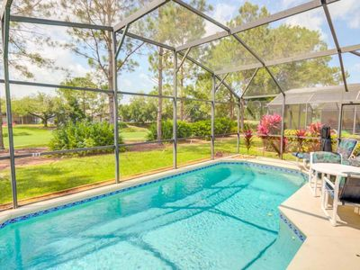 Photo for Southern Dunes Gated golf Community-South Facing pool-Golf View