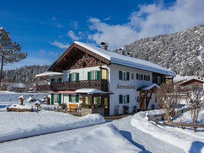 Photo for Apartment / app. for 3 guests with 40m² in Wallgau (95953)