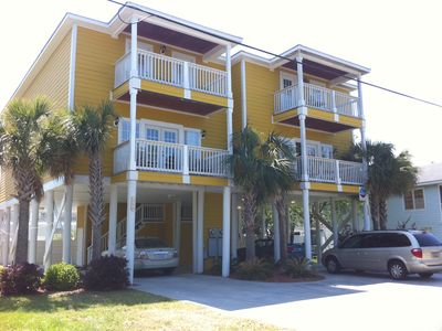 48BR House Vacation Rental In Garden City South Carolina 48 Inspiration Garden City Home